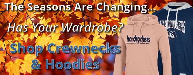 Shop Hoodies and Crewnecks