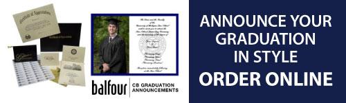 CB Grad Announcements