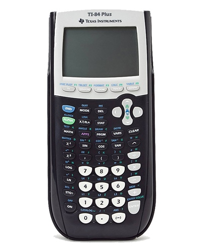 Calculator Ti 84 Plus