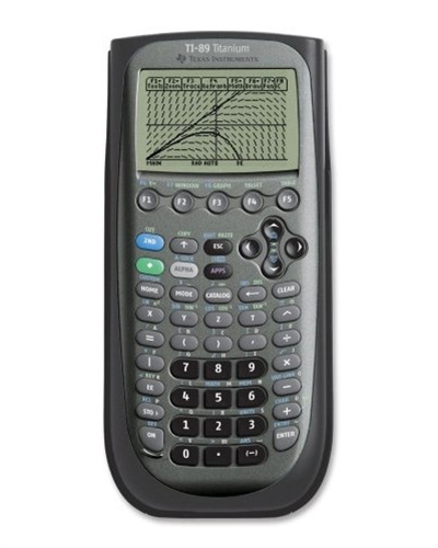 Calculator-Ti 89