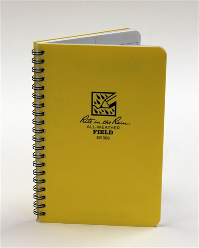All-Weather Field Notebook