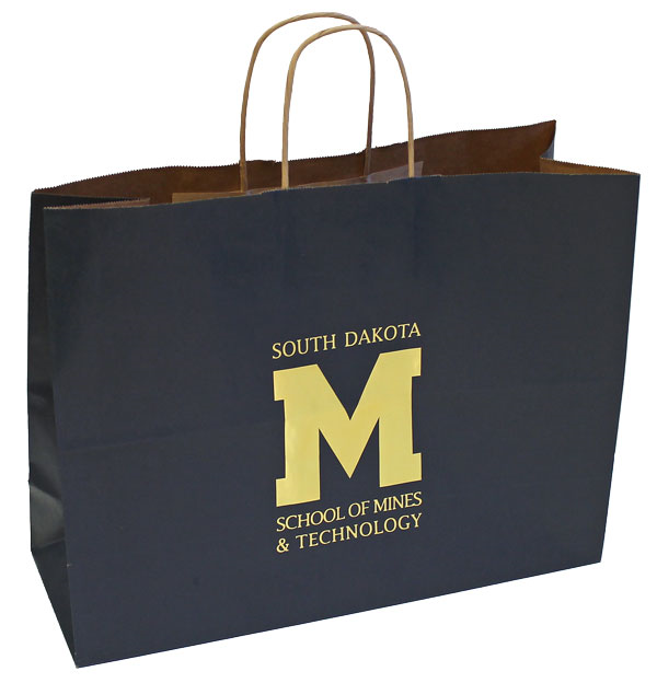 Gift Bag Madison W/M Logo