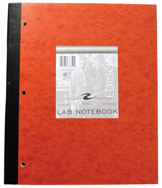 Notebook Lab With Carbon R.S.