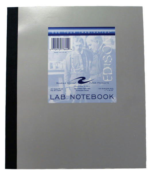Notebook Lab Carbonless