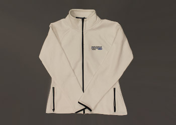 Ladies Full Zip Luxe Brenda