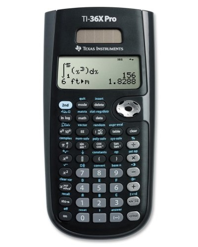 Texas Instruments Ti-36X Pro Calculator