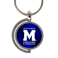MOM SPINNER KEYCHAIN