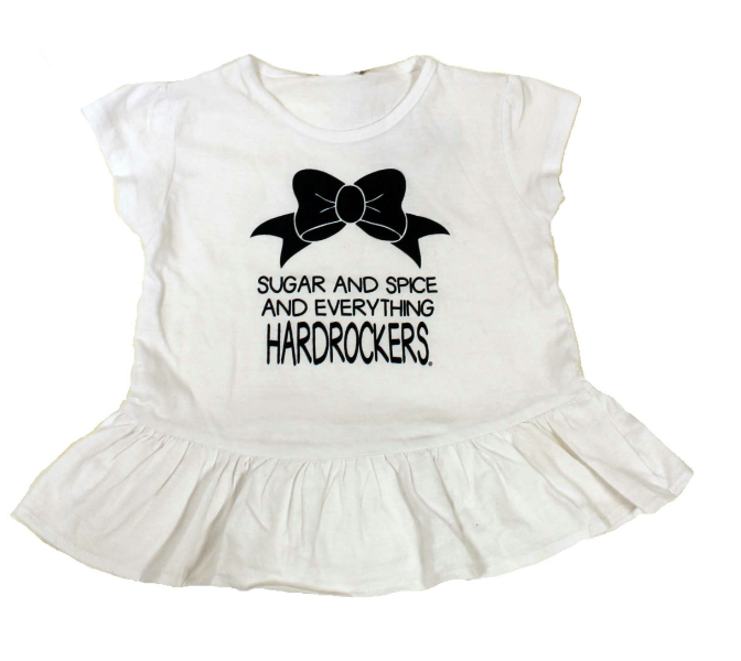 T-Shirt Girls Toddler Ruffle Ci Phoebe