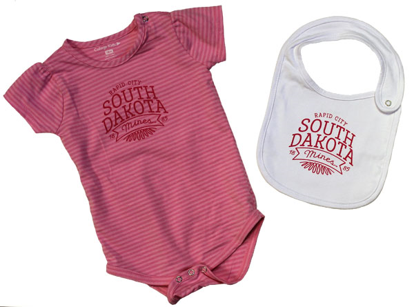 Infant Onesie College Kids Kutter