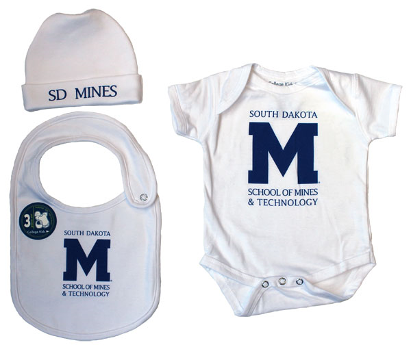 Infant Essentials Set College Kids Kapta