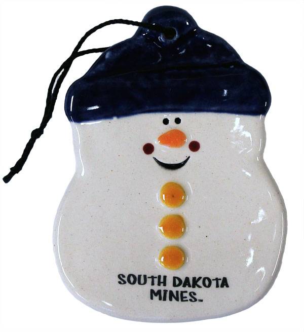 Ornament Adam Snowman