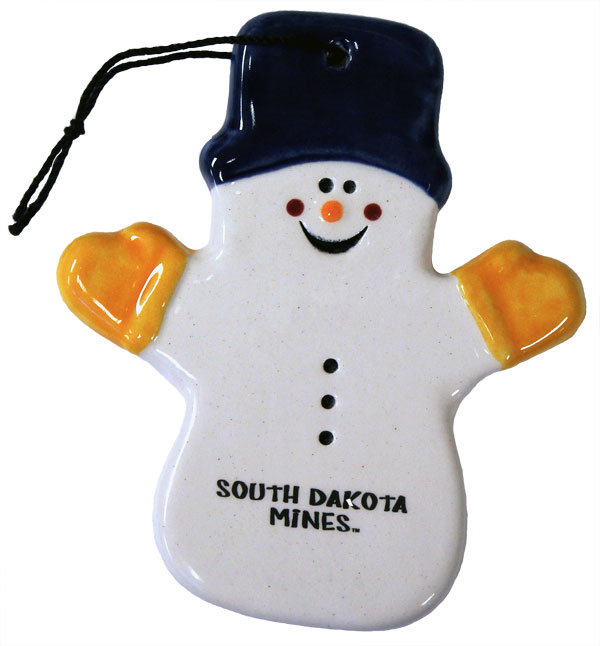 Ornament Claude Snowman