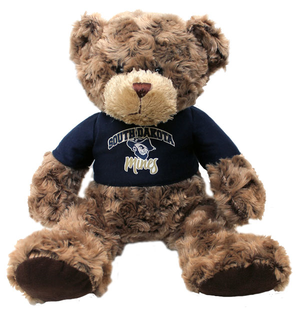 Plush Bear Charlie Navy T-Shirt