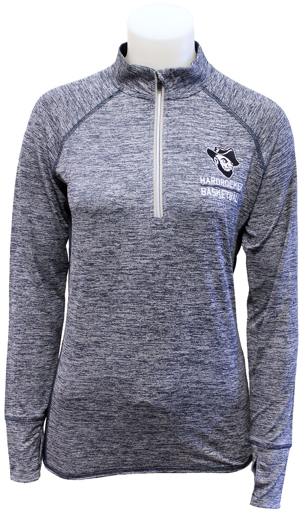 Ladies Quarter Zip Basketball Kinzo
