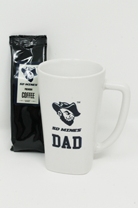 Mug And Coffee Fanatic Dad