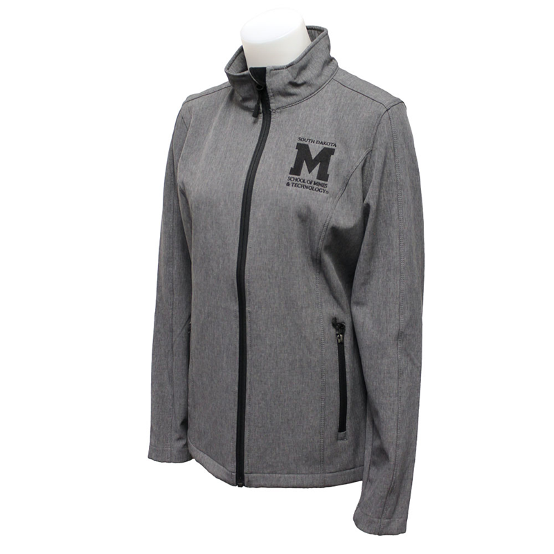 Jacket Ladies Softshell Ci Sport M Logo Ponti
