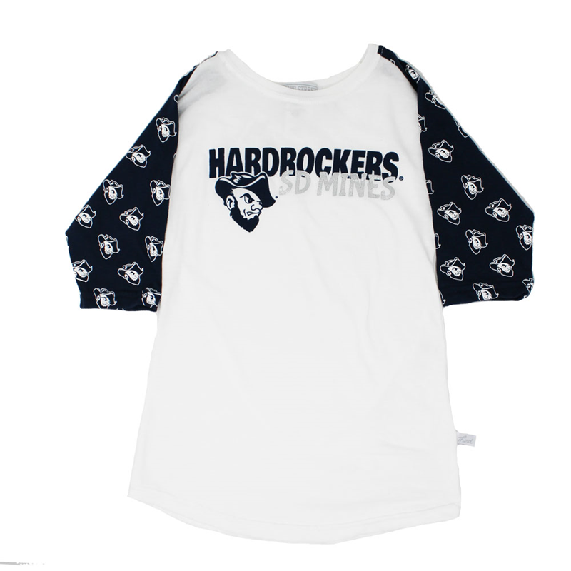 Youth Girls T-Shirt Raglan