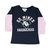 Toddler Girls L/S Layer Tee