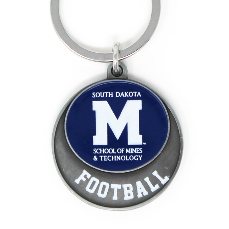Football Key Chain Neil