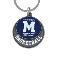 Key Chain Neil Basketball