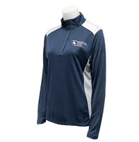 Ladies Quarter Zip Alphabroder Soccer