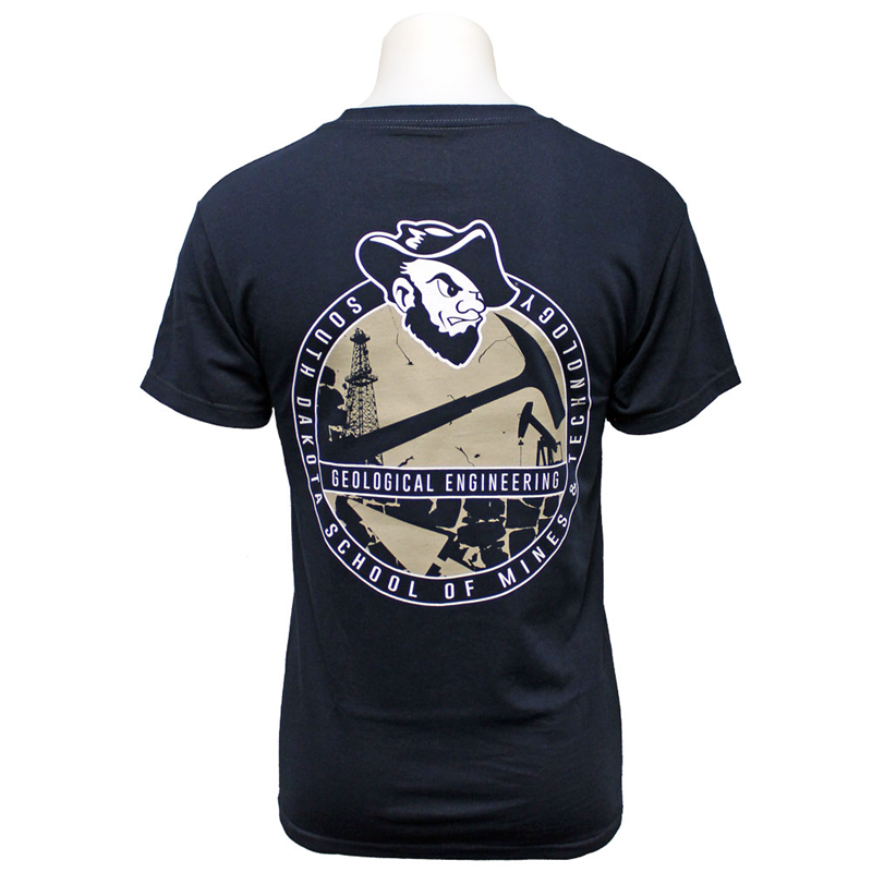 T-Shirt Geological Engineering Ci Sport (SKU 1045958452)