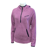 Ladies Quarter Zip Trek Gear Pendrah