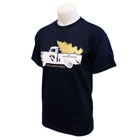 T-Shirt Christmas Tree Truck Ci Sport