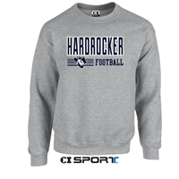 Football Crew Neck Sweatshirt Fudge Ci Sport