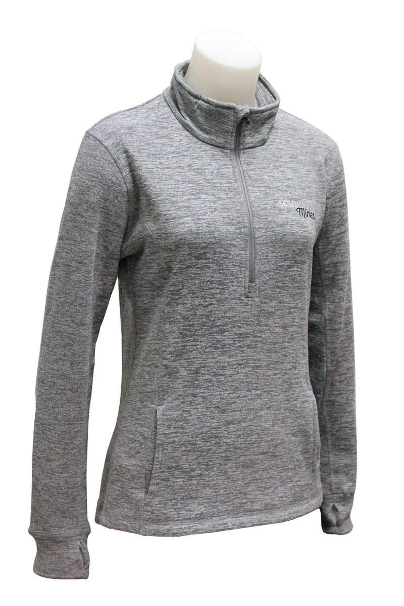 Quarter Zip Ladies Contrast Jamerica SP62456 (SKU 104799402)