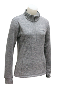 Ladies 1/4 Zip Contrast Jamerica Sp62456