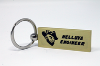 Key Chain  Helluva Engineer
