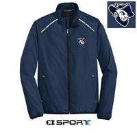 Jacket Reflective Full Zip Ci Sport Mascot Lc
