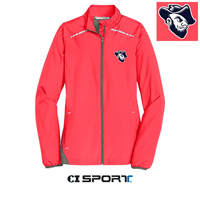 Jacket Ladies Reflective Full Zip Ci Sport