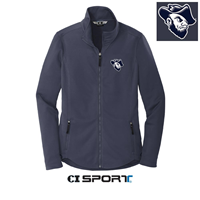 Jacket Ladies Smooth Fleece Ci Sport Mascot Lc