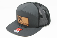 Hat Richardson 168 Leather Patch