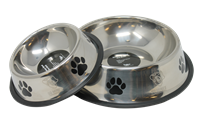 Dog Bowl Lxg Grubby Hardrockers