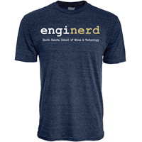 T-Shirt Enginerd Blue 84