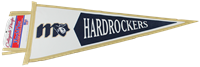 Collegiate Pacific Pennant M Grubby Hardrockers