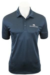 CI SPORT POLO SHIRT SECONDARY STACKED CENTER M