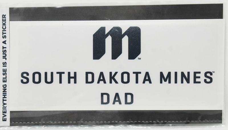 Auto Decal 'M' 2.0 Dad