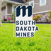 M South Dakota Mines Sdsm-Lwn-03